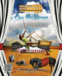 Live the Dream - 2013 -