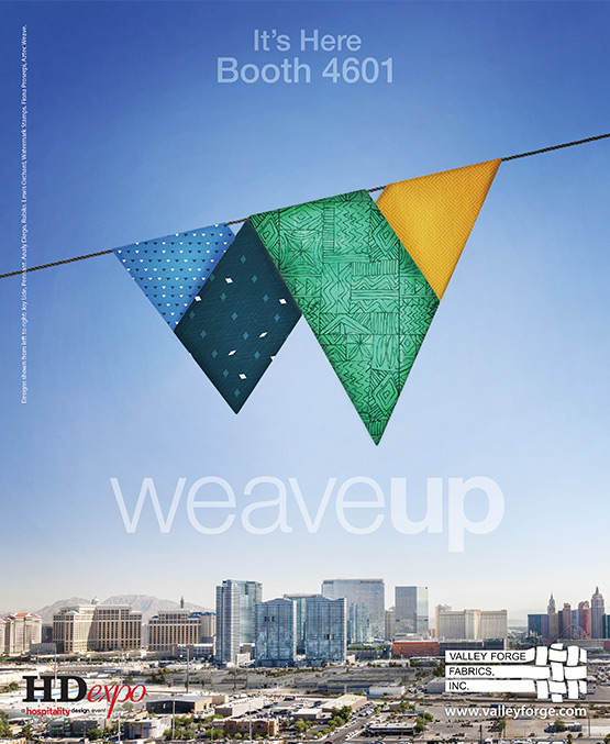 WeaveUp HD Booth - 2015 -