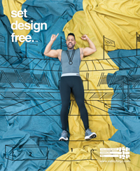 Set Design Free - Athlete - 2016 -