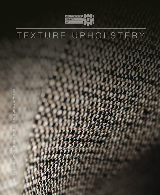 Texture Upholstery Collection - 2017 -