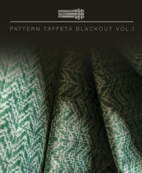 Pattern Taffeta Blackout Vol. I Collection - 2017 -